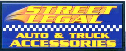 Get Hyped About Your Vehicle with Street Legal Auto & Truck Accessories